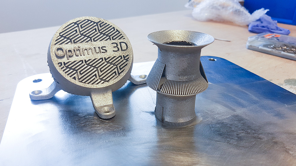 Soldaduras impresión 3D